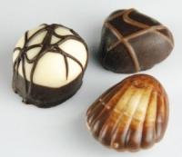 Moldes Para Chocolates Bombones